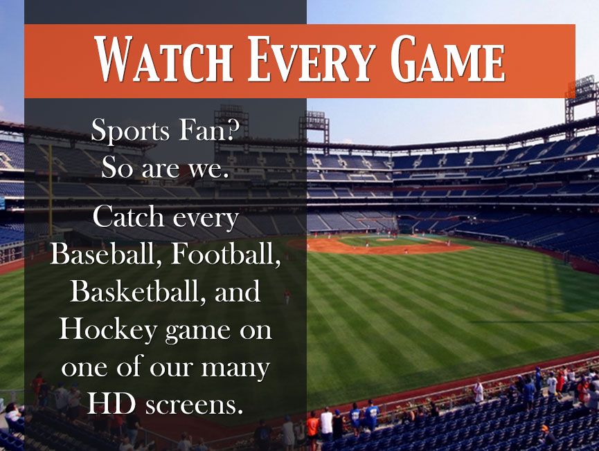 Watch Every Game
